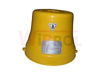 Защита кардана (ведро) желтое