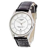 Наручные часы Tissot Powermatic 80 Black-Silver-White