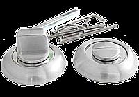 Apecs Дверной фиксатор WC -0703-AL-NiS