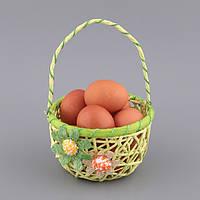 """Подставка для яиц """"Корзинка"""". Пасхальные сувениры"""