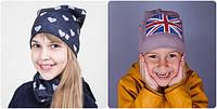 Обзор популярных моделей детских весенних шапок 2017 года от производителя VERTEX.