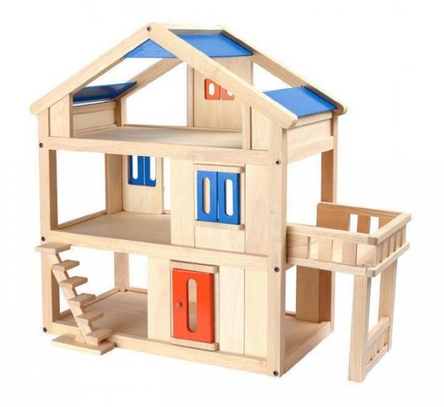 Кукольные домики, замки