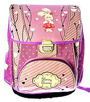 "PREMIUM-A Набор: рюкзак-коробка+мешок для обуви+пенал плоский ""Зайчик"" (1002876)"
