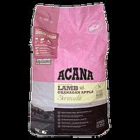 Acana Lamb & Ocanagan Apple корм для собак всех пород гипоаллергенный, 18 кг