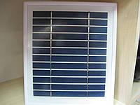 Солнечное ЗУ (кварцевое стекло) 5V 4W выход USB
