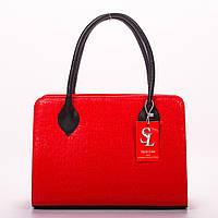 Красная женская сумка -самая востребованная модель 2017 art. 1346red