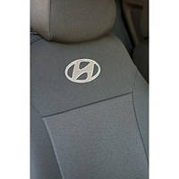 ЧЕХЛЫ НА СИДЕНЬЯ  ELEGANT Hyundai i10 c 2007