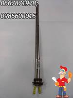 Тэн для стальных, алюминиевых, биметаллических радиаторов отопления  1,5 кВт 1 дюйм резьба
