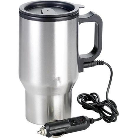 Термокружка автомобильная с подогревом Heated Travel Mug