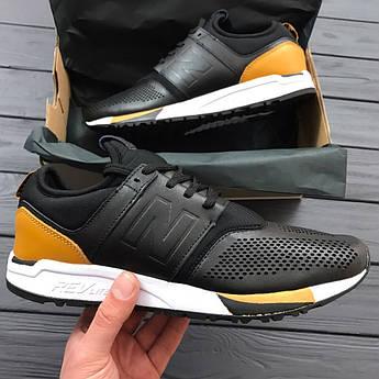Мужские кроссовки New Balance Black