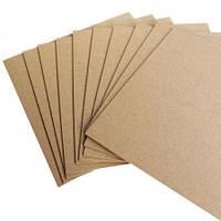Декоративный картон, бумага без рисунка