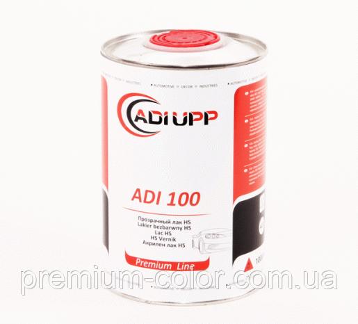 ADI UPP Прозрачный лак ADI100 (комплект: 1л.+1л.)
