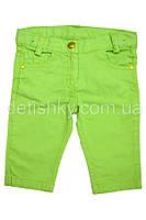 Бриджи - шорты для девочки 2-5 лет (92, 104, 110 размер)