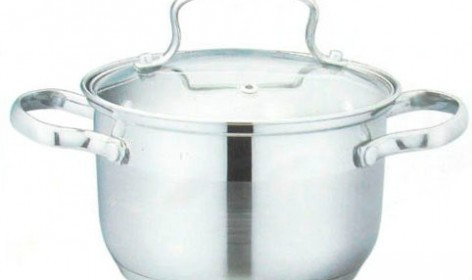 Кастрюля Giakoma G-2804, 22 см, 5.1L. Кухонная посуда, кастрюли Giakoma G-2804