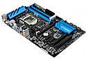 "Материнская плата ASRock H97 Pro4 Socket 1150 DDR3 H97 ""Over-Stock"" Б/У, фото 2"