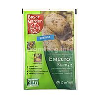 """Протравитель семян BAYER """"Еместо Квантум"""" инсектицидно-фунгицидный для картофеля, 10 мл"""