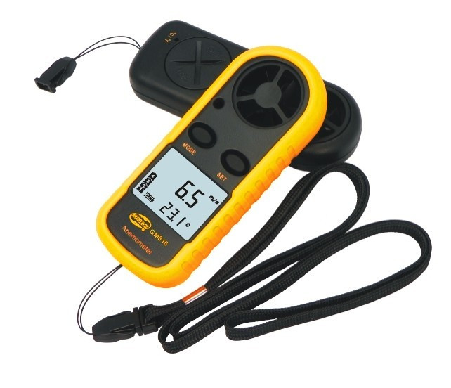 Анемометр Benetech GM816 Оригинал измеритель скорости потока воздуха