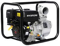 Мотопомпа бензиновая Hyundai HY 100 Купить Цена