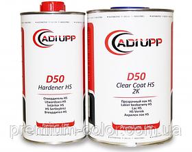 ADI UPP Прозрачный лак D50 HS (комплект: 1л.+0,5л.)