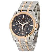 Наручные часы Tissot T-Classic Couturier Chronograph Steel Alt Silver-Gold-Gold-Black