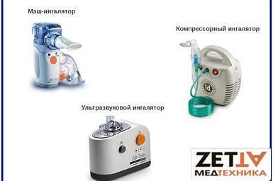 Ингаляторы, дыхательные тренажеры