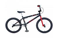 """Велосипед BMX WINNER EXPERT 20"""", черно-красный"""