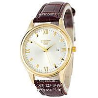 Наручные часы Tissot 1853 Classic Quartz Brown-Gold-Silver