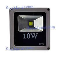 Прожектор светодиодный, 10w Вт, 220 В, IP66