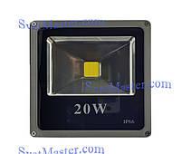 Прожектор светодиодный, 20 Вт W, 220 В, IP66
