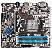 """Материнская плата ASRock FM2A78M PRO3+ s.FM2+ DDR3 """"Over-Stock"""""""
