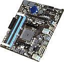 """Материнская плата ASRock FM2A78M PRO3+  s.FM2+/s.FM2 DDR3 """"Over-Stock"""", фото 2"""