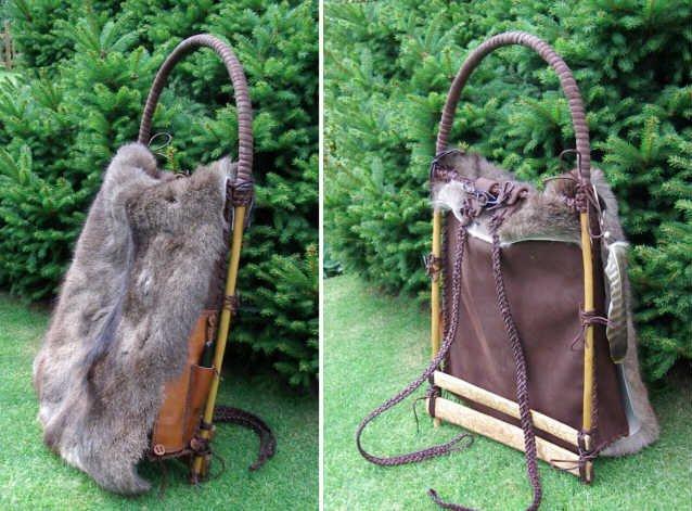 Первый мужской рюкзак
