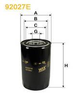 Фильтр масляный WIX 92027E Вольво ФЛ 4 (Volvo FL 4) 4785974-9