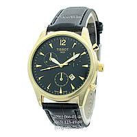 Наручные часы Tissot Quartz 1853 Black-Gold-Black