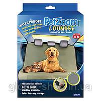 Чехол на кресло автомобиля для перевозки животных PetZoom, фото 2