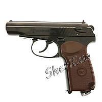 Пневматический пистолет ПМ PM Ultra Blow Back  5,8137 new