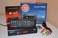 DVB-T2 Тюнер (ресивер) Т2 Romsat T2020! Акция!