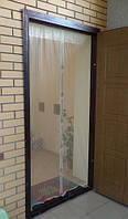 Антимоскитная дверная шторка на магнитах (210х90см)отличного качества