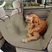 Чехол на кресло автомобиля для перевозки животных PetZoom, фото 4