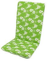 Подушка для кресла большая ромашки