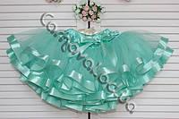 Пышная  юбка-пачка   для девочки