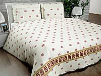 Качественное постельное белье 100 % хлопок евро