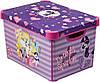 Ящик для хранения детский My Little Pony L, Curver 210628