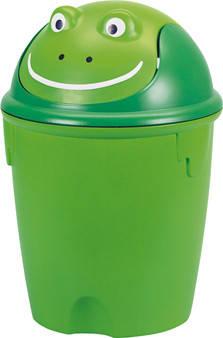 Корзина для мусора Жабка, Curver 155311, фото 2
