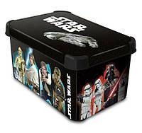 Ящик для хранения детский STAR WARS S, Curver 225220