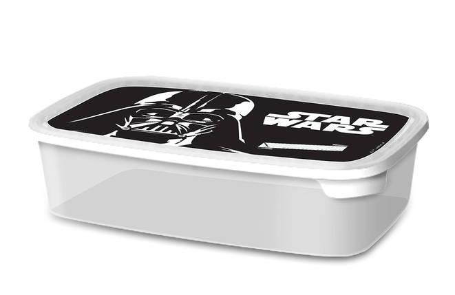 Коробка для хранения и завтраков STAR WARS 1 л, Curver 226113, фото 2