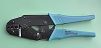 Инструмент обжимной HS-30J для ножевых (плоских) клемм в изоляции 0.5-6 мм²