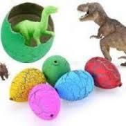 Яйцо растишка (динозаврик), средн.