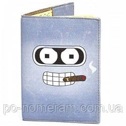 Оригинальная обложка на паспорт Бендер