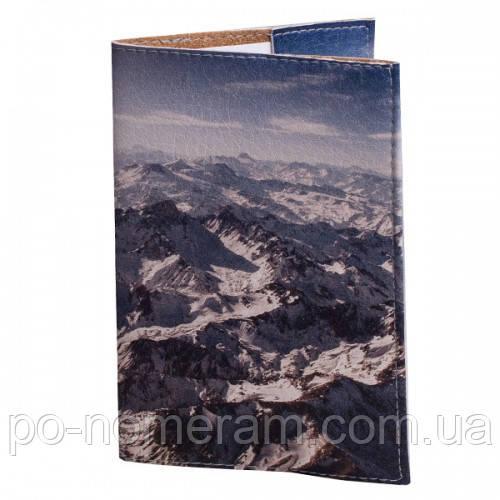 Оригинальная обложка на паспорт Горы